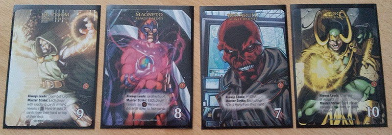 Masterminds de Legendary Marvel
