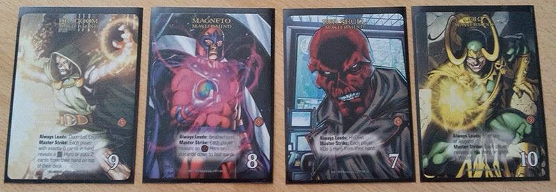 Masterminds de Legendary Marvel