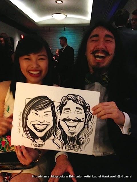 UAlberta caricatures