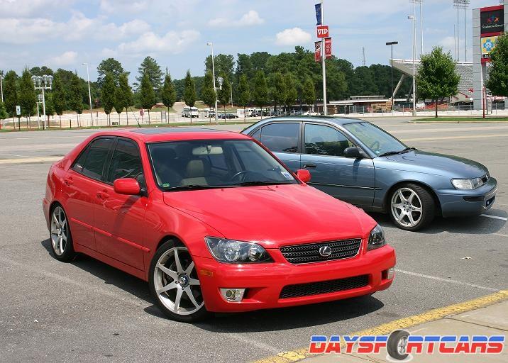 2004 lexus is300 review