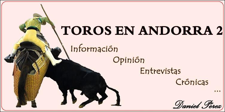 Toros en Andorra 2