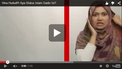 GEMPAR Ustazah Aisyah Upload Video Hina Hudud Sudah Dapat Pembalasan