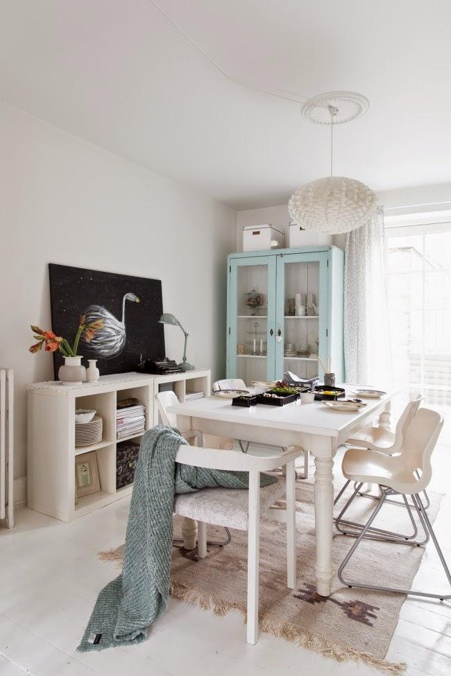 Une maison de styliste typiquement scandinave - La maison scandinave ...