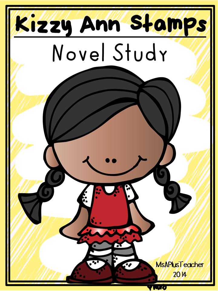 http://www.teacherspayteachers.com/Product/Kizzy-Ann-Stamps-Novel-Study-1340592
