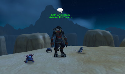 Kela Grimtotem in Thousand Needles