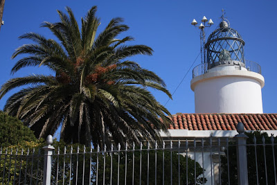 San Sebastian Lighthouse in Llafranc
