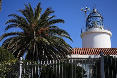 San Sebastian Lighthouse in Llafranc