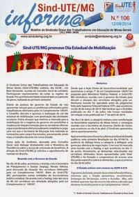 Boletim Informa nº 106- Estadual
