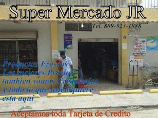 Supermercado JR los mejores precios y productos frescos