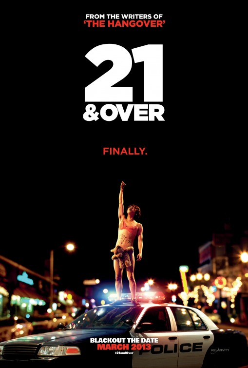 21 And Over - Poster (2012)