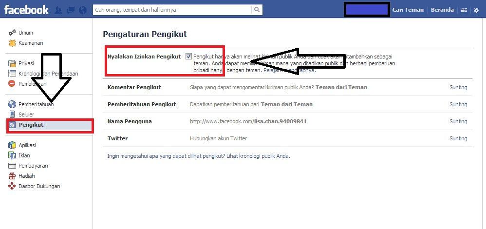 sudah login/masuk ke facebook pastikan usia pada profil akun facebook ...