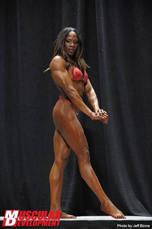 Sheilahe Brown Female Muscle Bodybuilding Blog Muscular Development
