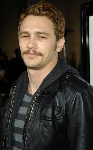 Ojos chinitos de James Franco