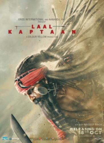 Laal Kaptaan 2019 Hindi Movie 720p Pre-DVDRip 1.1GB