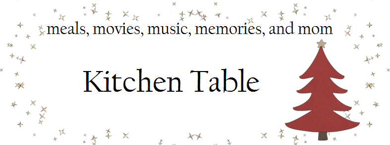 KItchen Table