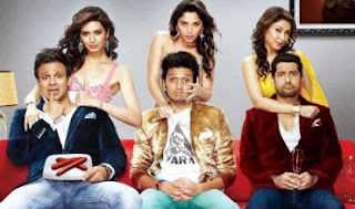 Wating to watch Grand Masti with Ritesh Deshmukh