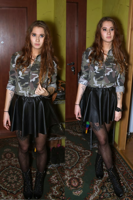 http://lookbook.nu/look/5551343-Amisu-Military-Faux-Takko-Tights-Spiky-You-Re-The-One-That-I-Wa