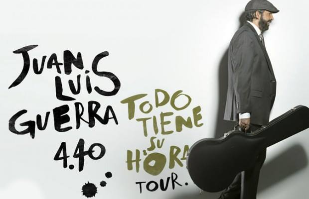 JUAN LUIS GUERRA EN GUATEMALA!