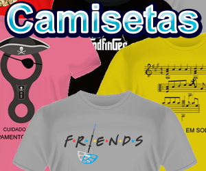 Nossas Camisetas