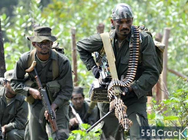 CRPF के 59 कोबरा ट्रेनी कमांडो ड्यूटी से हुए गायब