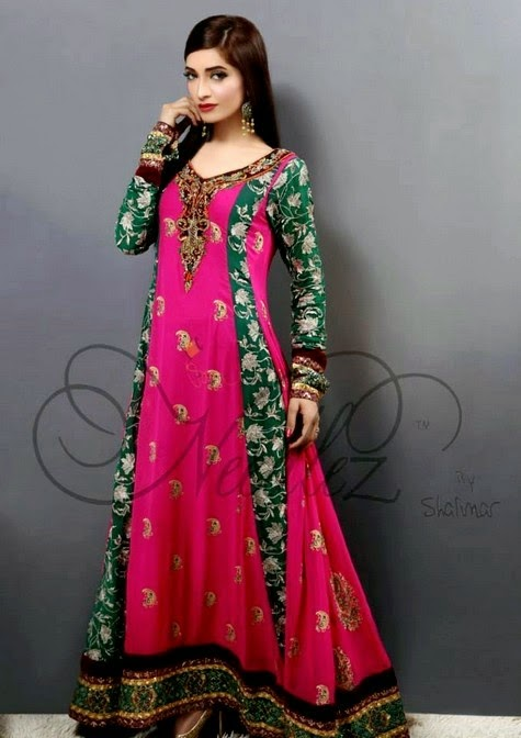 Formal and Party Wear Dresses 2014