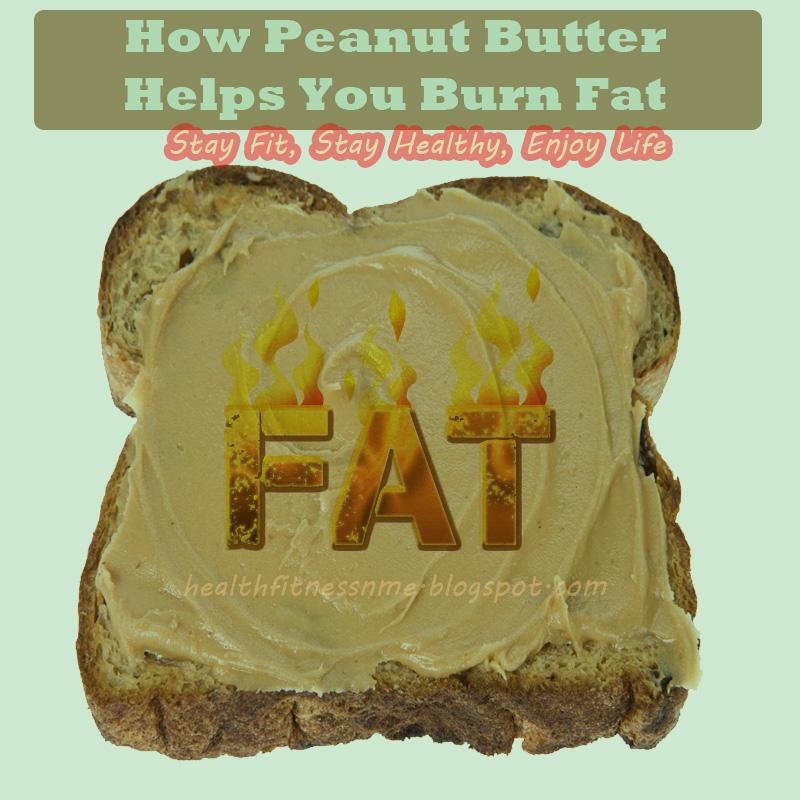 Peanut butter fat loss