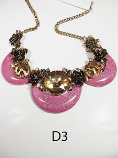 kalung aksesoris wanita d3