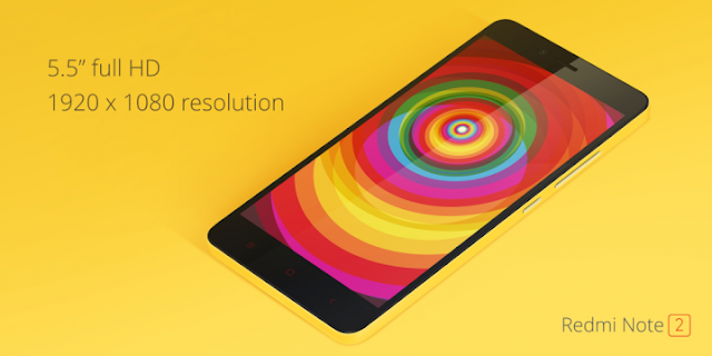 Xiaomi Redmi Note 2 Philippines