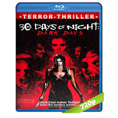 30 Dias De Noche Dias Oscuros (2010) BRRip 720p Audio Trial Latino-Castellano-Ingles 5.1
