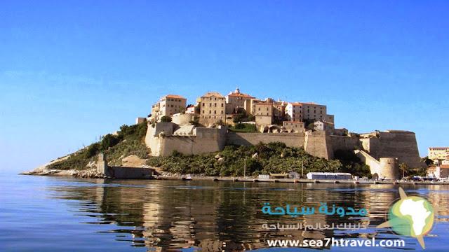 جزيرة كورسيكا في فرنسا