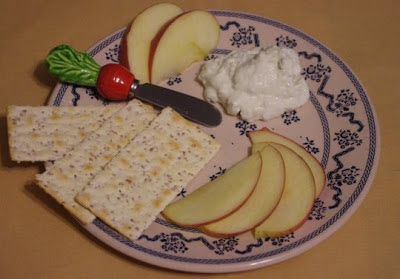 Low fat Blue Cheese Spread