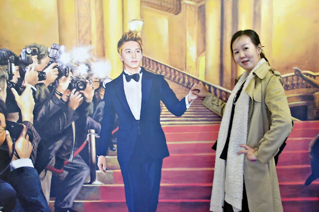 Red carpet with Prince Sungmin~^^ | www.meheartseoul.blogspot.sg