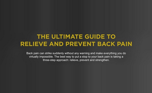 Image: The Ultimate Guide To Relieve And Prevent Back Pain