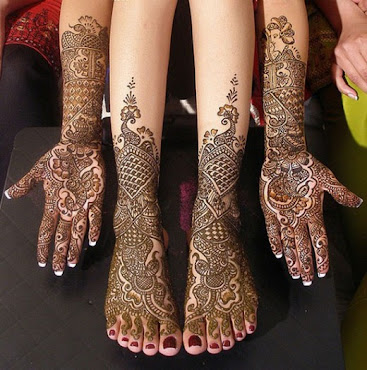 #14 Mehndi Designs Wallpaper