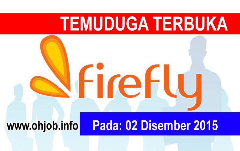 Jawatan Kerja Kosong FireFly logo www.ohjob.info disember 2015