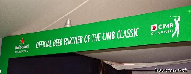 Heineken Green Experience 2013 @ Kuala Lumpur Golf & Country Club