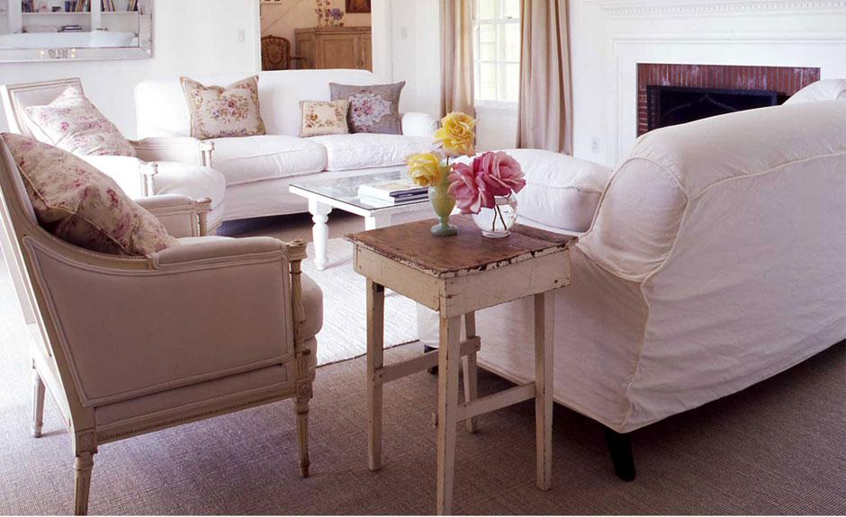 Interior Designer Shabby Chic Rachel Ashwell Kitchen