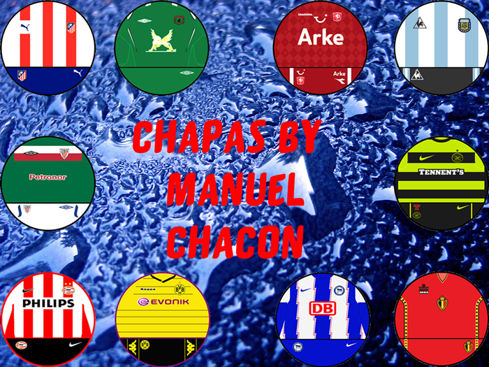 Chapas por Manuel Chacón
