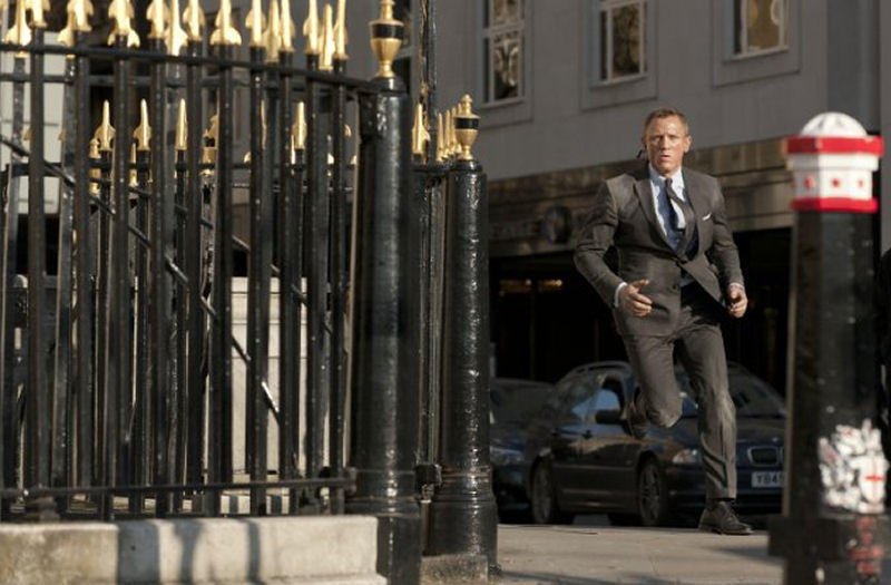 2a 007 SkyFall. Mission: James Bond Parfume. Idee regalo per lui.