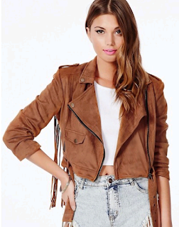 www.lucluc.com/tops/coats-jackets/lucluc-brown-slim-short-sleeved-back-tassel-suede-coat.html?lucblogger1814