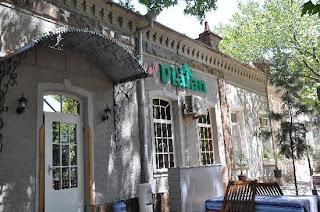samarkand platane restaurant