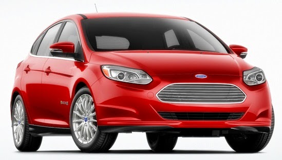 2015 Ford Focus Electric Review Canada