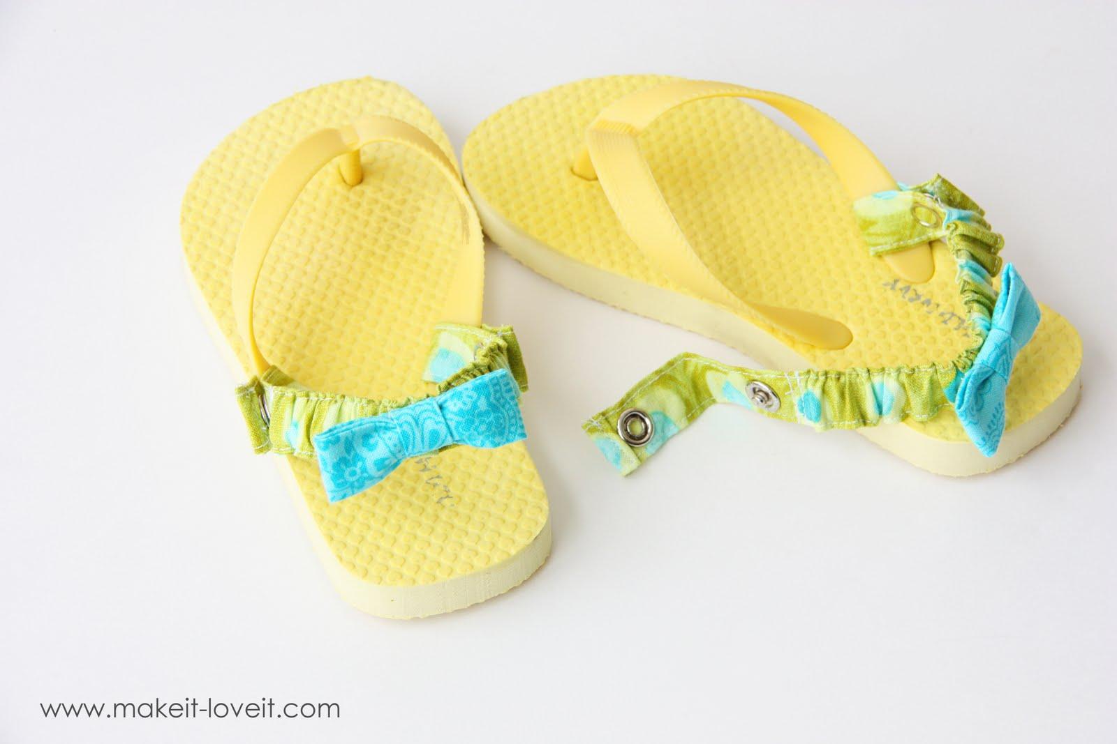 diy รองเท้าแตะเก่า,ไอเดียทำของ ขาย,ไอเดีย แฟชั่น น่ารัก แปลก