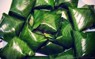 Kue Tradisional Padang ( Kue Lapek )