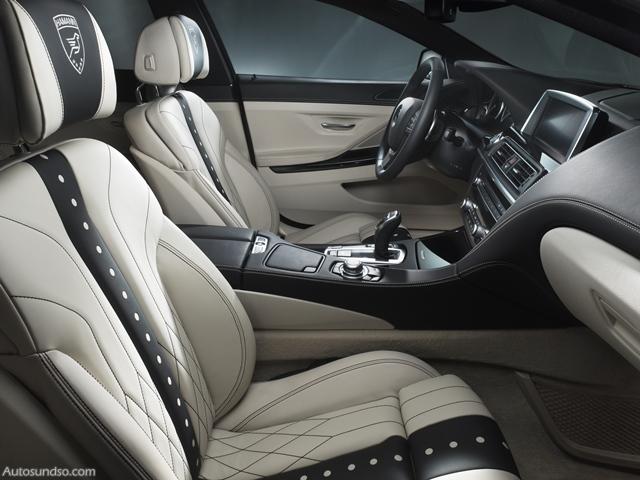 Neues BMW 6er Coupé von HAMANN Motorsport