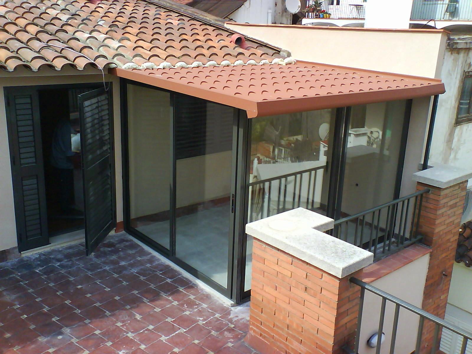 Cerramientos de balcones cerramientos de cristal m laga - Cerramientos plegables de vidrio ...