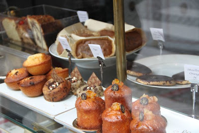 Pasteles en Pastelería Meert París. Blog Esteban Capdevila