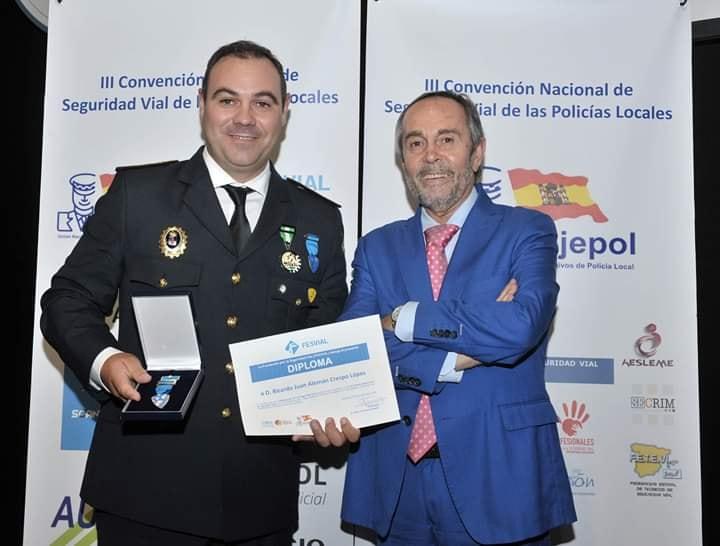 VII Premios Nacionales de Seguridad Vial para Policías Locales