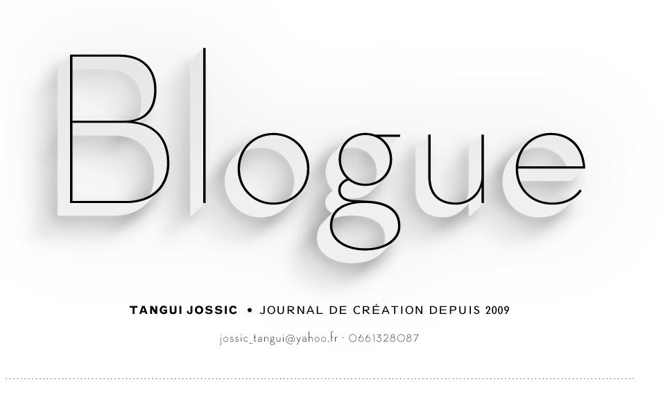 Tangui Jossic Blogue