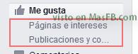 Me gusta en Facebook - MasFB